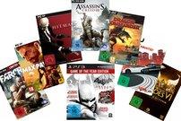3 Games für 49,00 Euro bei Amazon