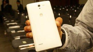 Huawei Ascend G700: 5-Zoller mit Dual-SIM-Unterstützung