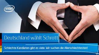 Deutschland wählt Schrott: Intels Suche nach dem schlechtesten Rechner