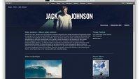 Jack Johnson: Neues Album im kostenlosen iTunes-Stream / Elton John live