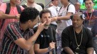 IFA 2013: GIGA besucht Xzibit und spielt FIFA 13