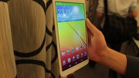 LG G Pad 8.3: Hands-On mit dem Full HD-Tablet [IFA 2013]