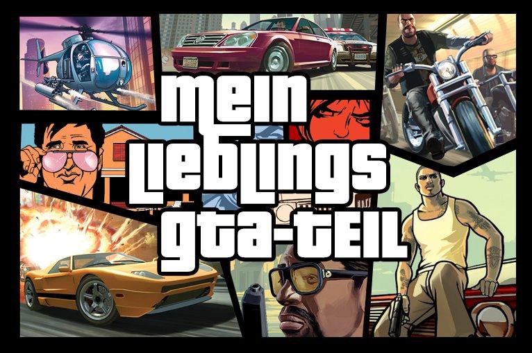 Zum GTA 5 Release: Mein Lieblings-GTA