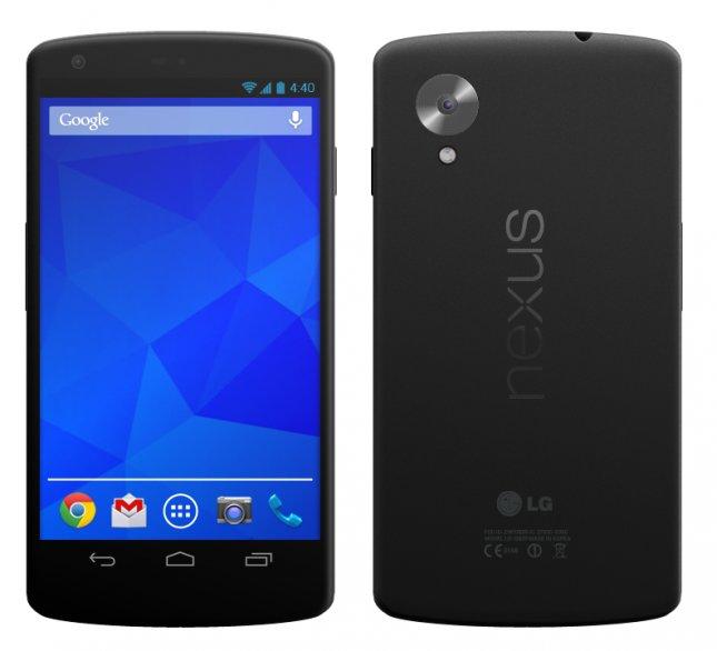 Nexus 5 erhält Wi-Fi-Zertifizierung - zwei Modelle erhältlich?