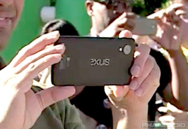 Hat Google aus Versehen gerade das Nexus 5 geleakt?