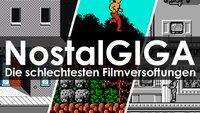 NostalGIGA: Die schlechtesten Filmversoftungen - Teil 1