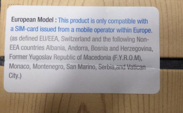 Samsung Galaxy Note 3: Kein Region-Lock nach erfolgreicher Erstaktivierung [Offizielles Statement]