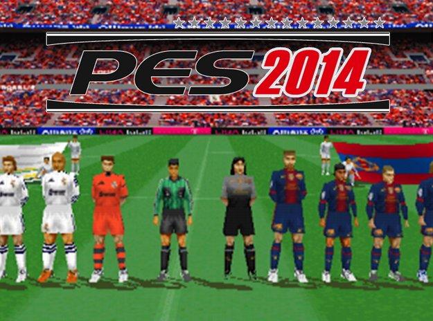 Pro Evolution Soccer 2014 Test: Eine Arbeitsverweigerung