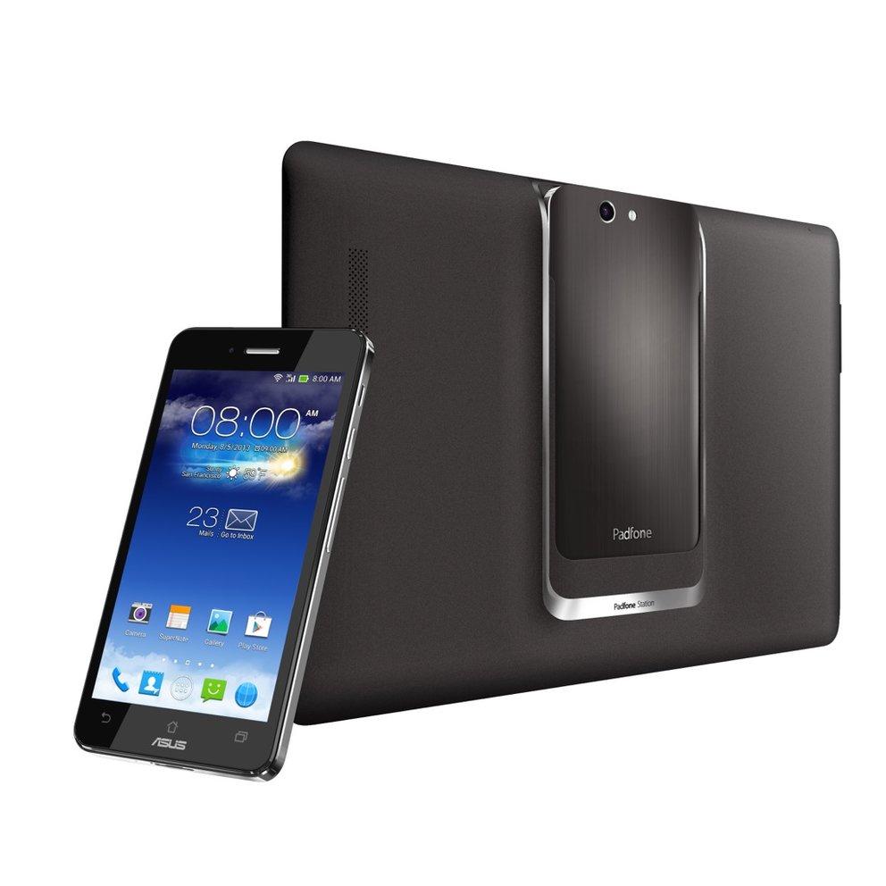 ASUS PadFone Infinity: Preise für Smartphone und Tablet-Dock bekannt
