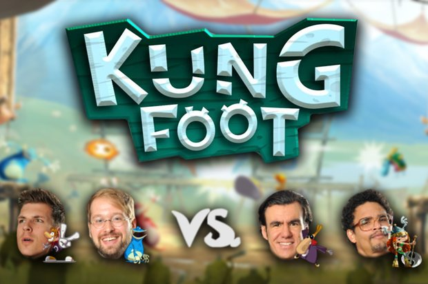 GIGA Gameplay: Kung-Foot ist AWESOME!