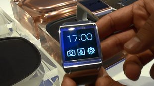Samsung Galaxy Gear: Lifestyle-Smartwatch im Hands-On-Video [IFA 2013]