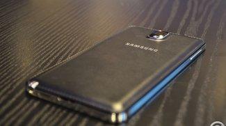 Samsung Galaxy Note 3 auf der IFA: Jetzt ist es offiziell (mit Hands-On Video)