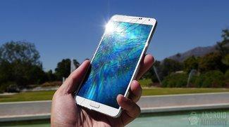 Das Samsung Galaxy Note 3 im Droptest (Video)