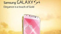 Samsung Galaxy S4: Goldene Modelle für die Golfregion vorgestellt