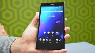 Sony Xperia Z Ultra: WiFi-Version des schlanken Tablets vorgestellt
