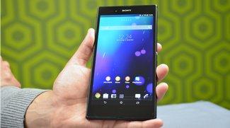 Sony Xperia Z Ultra: WiFi-Version des schlanken Tablets vorgestellt