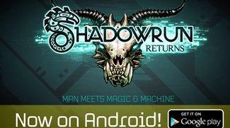Shadowrun Returns: Eine epische App wie aus dem Bilderbuch