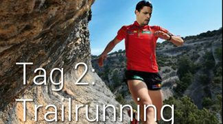 Samsung Xcover Camp: Tag 2 – Trailrunning à la Blair Witch Project