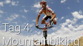 Samsung Xcover Camp Tag 4: Mountainbiking auf dem Tremalzo