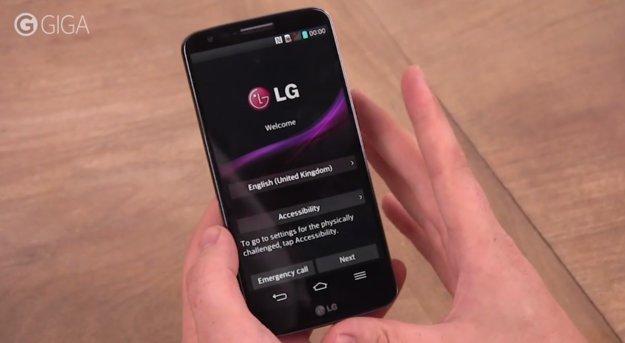 LG G2: Android 4.4-Update kommt nicht diesen Monat