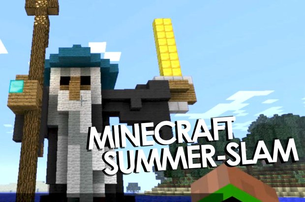 Minecraft Summer-Slam Teil 3: You shall not pass!!