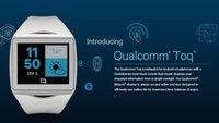 Qualcomm Toq: Smartwatch mit ausdauerndem Mirasol-Display [IFA 2013]