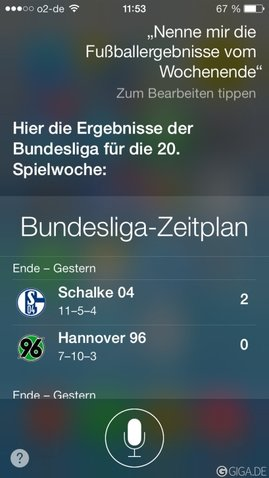 Was ist Siri? Der iPhone-Sprachassistent