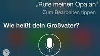 Was ist Siri? Infos zum iPhone-Sprachassistenten