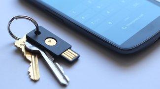 Google: Login ohne Passwort per NFC wird intern getestet