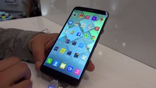 Alcatel One Touch Hero: 6 Zoll-Phablet im Hands-On [IFA 2013]