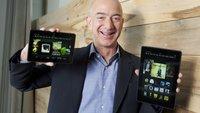 Kindle Fire HDX: Amazon legt Tablet-Familie neu auf