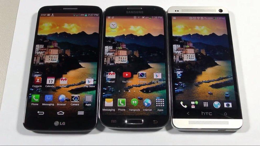 AMOLED vs. LCD: Display-Technologien im direkten Videovergleich