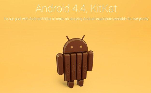 Android 4.4: angebliche Bilder des KitKat-Systems aufgetaucht