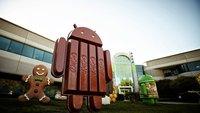 Android 4.4: Für Samsung Galaxy S4 Mini und Mega bestätigt