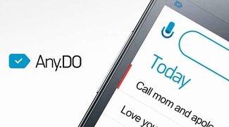 Any.DO: Schicke To Do-App jetzt mit Google Now- und Google Glass-Integration