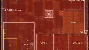 iPhone 5s: Aufbau des Apple-A7-Chips analysiert
