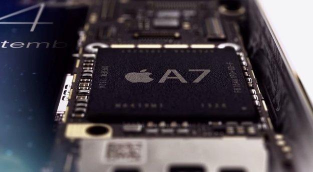 iPhone 5s: Apple A7 stammt von Samsung, M7 von NXP