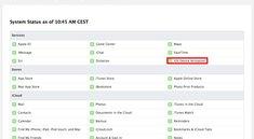 Apple: Status-Anzeige für iOS-Aktivierungsdienste