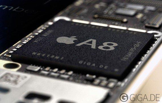 iPhone 6: Apple auf Samsung für A8-Chip-Produktion angewiesen