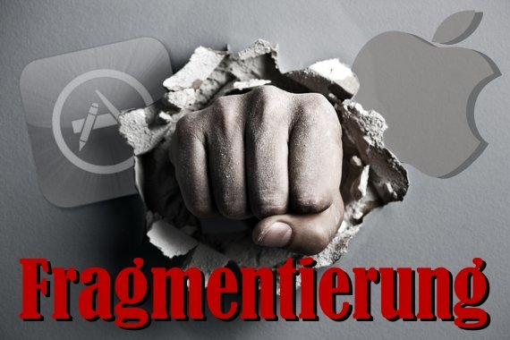 Kampf gegen Fragmentierung im App Store: Danke Apple! (Kommentar)