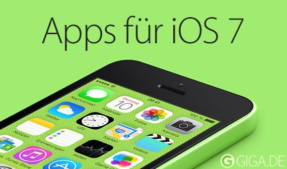 iOS 7: Diese Apps haben bereits das neue Design