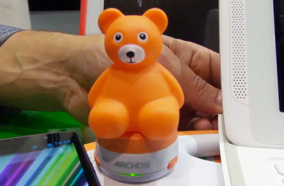 archos-child-pad-companion-bear