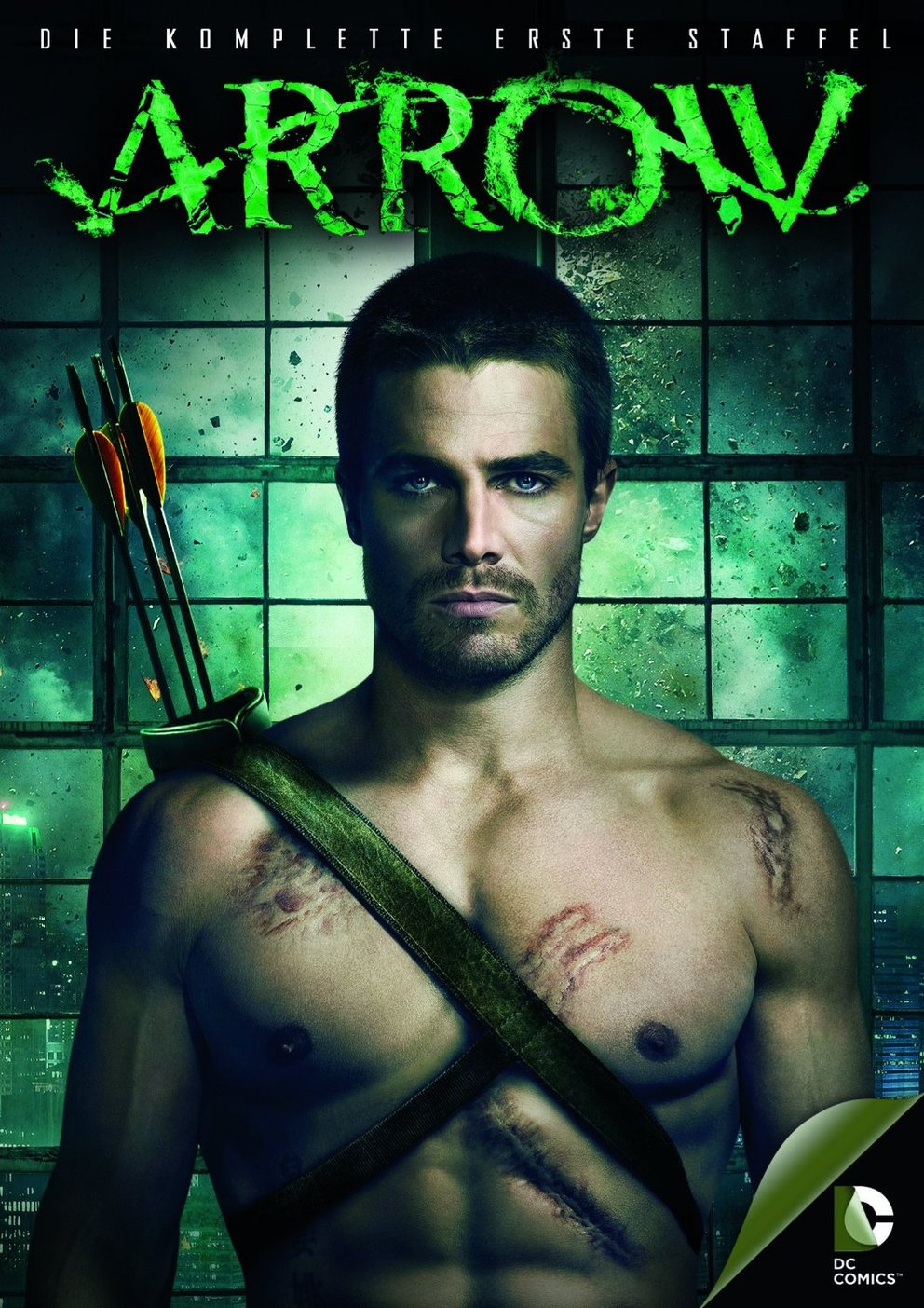 arrow-dvd