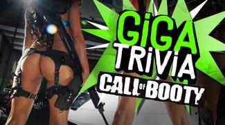 Call of Booty und andere Zufälle - GIGA Trivia #11