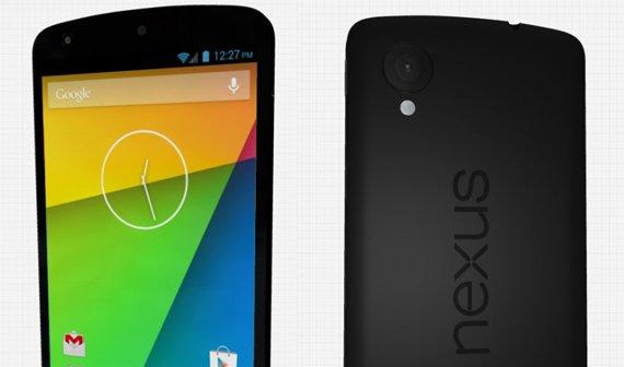 Google Nexus 5 könnte das stärkste Smartphone werden