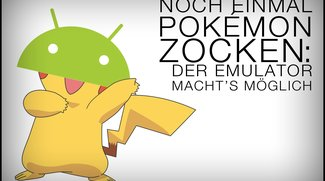 Pokemon auf Android zocken: So geht's mit dem Emulator
