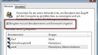 Bei Windows 7 automatisch anmelden - so geht's ganz einfach!