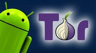 So geht's mit Android: Über das TOR-Netzwerk anonym ins Internet