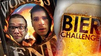 World's End Bierchallenge - 12 Bier, 5 Pappnasen