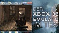 Wir testen den Xbox 360 Emulator: Endlich mit dem PC gegen Konsoleros zocken